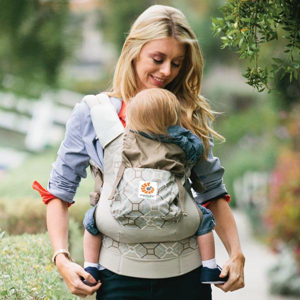 Слинг рюкзак ergo baby