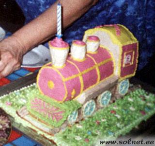 Сделать торт на день рождения ребенка своими руками с