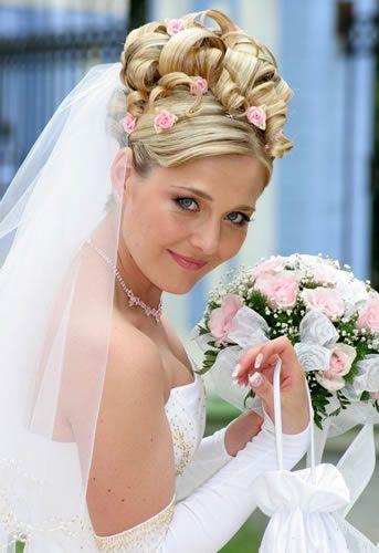 цены на свадебные прически в донецке
