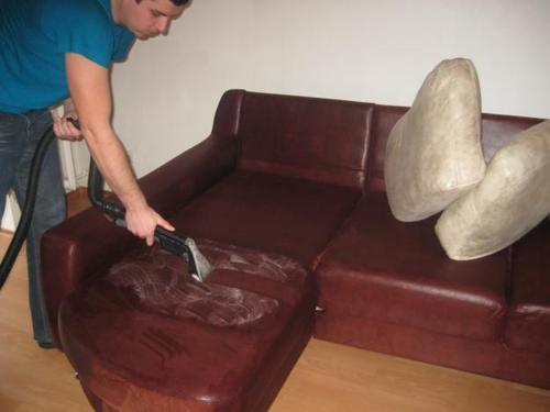 Как сделать химчистку дивана самостоятельно