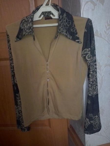 Купить блузку 52р