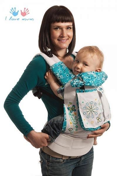 Эрго рюкзак i love mum отзывы