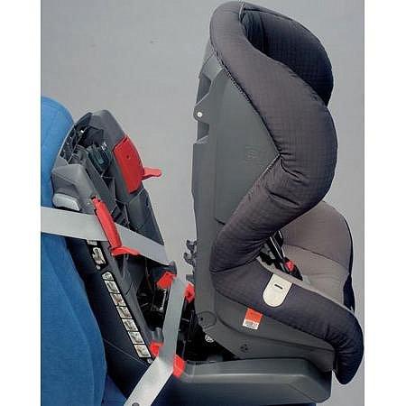 Как прикрепить детское кресло