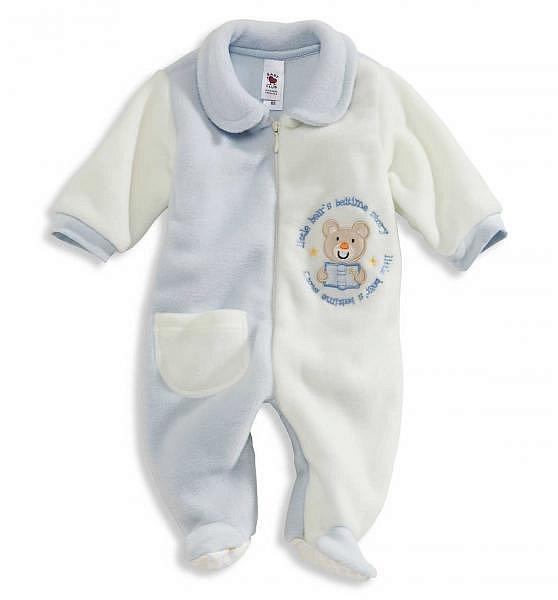 Одежда для новорожденного из флиса