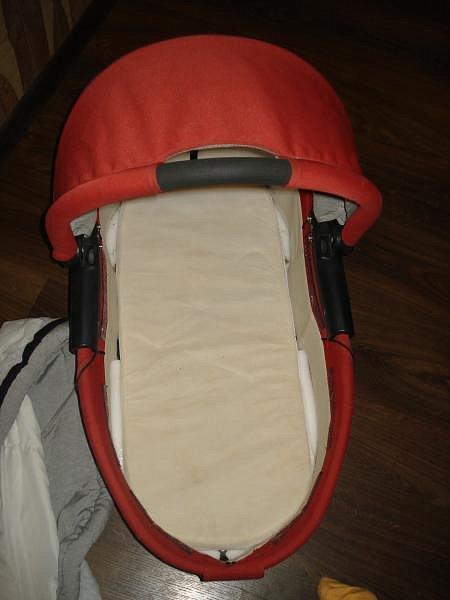 Короб для коляски