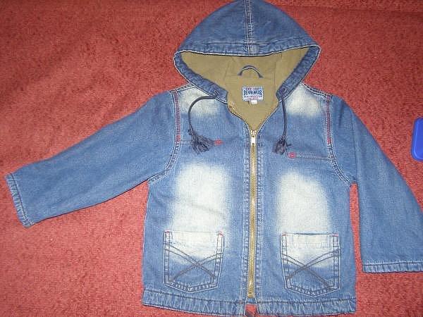 Курточки на мальчика своими