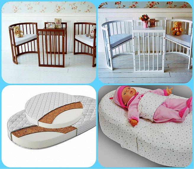 Кроватки трансформеры для новорожденных екатеринбург
