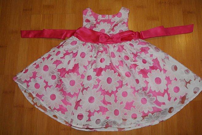 Детское платье глория джинс