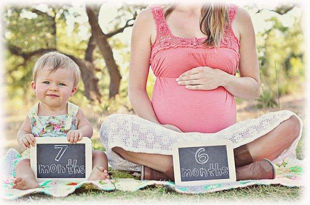 Как вторая беременность протекает