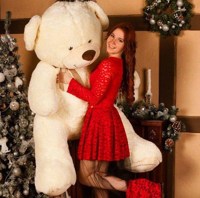 Плюшевый медведь подарки