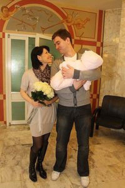 Екатерина Волкова ждет второго ребенка